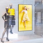 Ecran vitrine HYUNDAI 32pouces – Lecteur Média - Ecran vitrine haute luminosité magasin