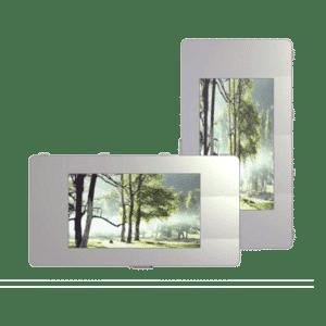 Caisson mural extérieur HYUNDAI 32 pouces – Lecteur média (USB) - CAISSON-H325MSV-1