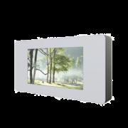 Caisson mural extérieur HYUNDAI 32 pouces – Lecteur média (USB) - CAISSON-H325MSV-2