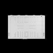 Caisson mural tactile extérieur HYUNDAI 46 pouces – Lecteur média (USB) - CAISSON-H467-3