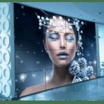 Ecran 55 pouces 700cd/m2 pour mur d'images bord extrême-fins (1.8 mm) – D55NFN - CATEGORIE