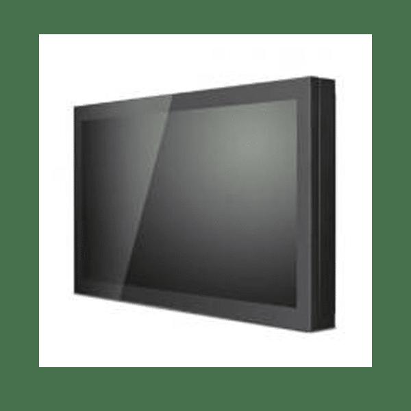 Caisson mural extérieur HYUNDAI 75 pouces – Lecteur média (USB) - caisson-mural-hyundai-75-pouces-q757msg