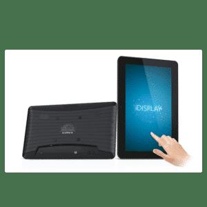 Tablette PLV 15.6'' - Logiciel de lecture intégré - Tactile Multitouch - iTAB 15 - tablette-tactile-plv-itablet 15