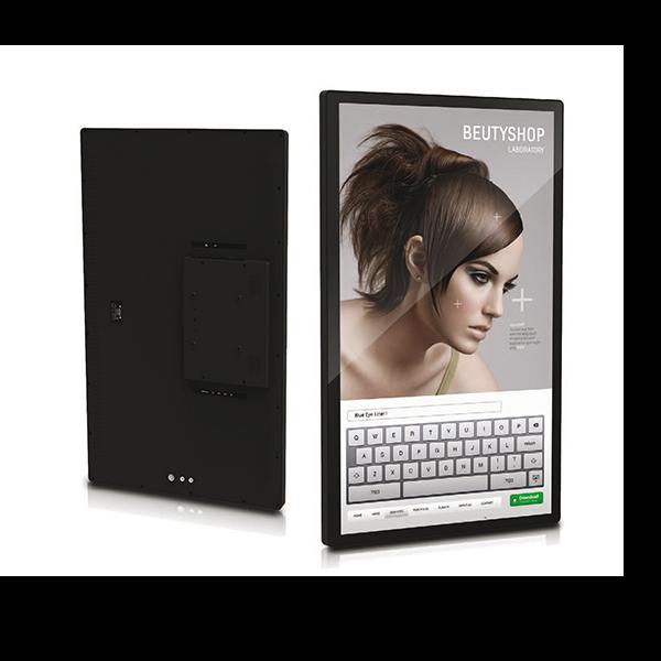 Tablette PLV 21.5'' - Logiciel de lecture intégré - Tactile Multitouch - iTAB 21 - tablette-tactile-plv-itablet 32